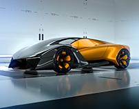Lamborghini Belador Concept