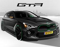 BMW M5 GTR