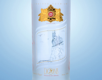 Premium Vodka Dionis by DanCo Decor