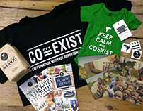 Branding: Coexist