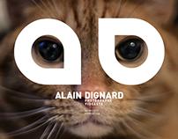 BRANDING - Alain Dignard Photographe