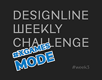 DesignLine Weekly Challenge. Week 3
