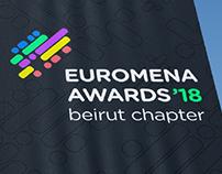 EMA event logo and identity