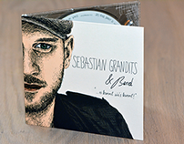 CD Cover for Sebastian Grandits