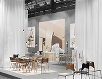 Design House Stockholm / Stockholm Furniture Fair 2017