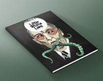 H. P. Lovecraft Little White Lies cover