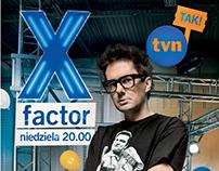 X-FACTOR / TVN