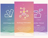 Mobile App Walkthrough