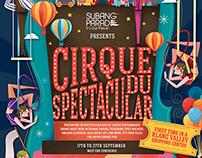 Cirque Du Spectacular