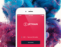Jetman - Mobile money transfer