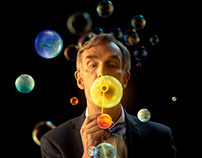 "Bill Nye ""The Science Guy"" and his imagination"