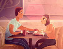 A Movement For Love. Animated film