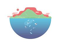 富勝紡織 NYHI - 再生海洋