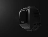 Wristband / Product CGI, 3D Visualization