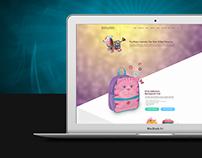 Baby Blitz, Ecommerce Website