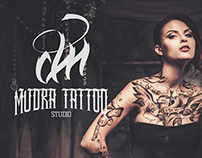 ID - MUDRA TATTOO | CORPORATE IDENTITY PROJECT