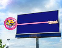 Hubba Bubba Campaign