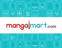 Mangalmart | Branding