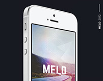 Meld - iOS / Android App (2012)