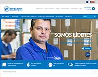 Web Design: Mediservis
