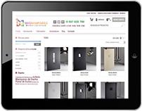Diseño y desarrollo de tienda online- MasMamparas