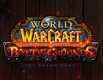 World of warcraft Battlegrounds board game