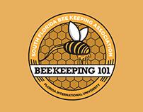 South Florida Beekeeping Logo