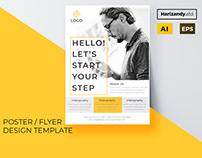 Start Step flyer
