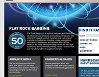 Flatrock Bagging Homepage
