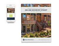 286-288 Newbury Street Marketing Materials