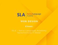 Sla-Basel Web Tasarımı