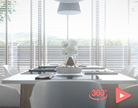 Akant virtual tour - 3D animation