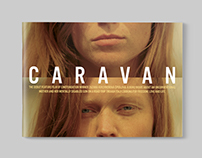 Caravan – leaflet for movie