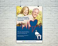 Campaña Prevencion de Riesgos Cardiovasculares