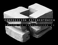 TCII_Composición Estereotómica