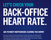 American Express Global Corporate Payments Magazine Ad