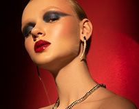 Beauty editorial for MALL Plovdiv