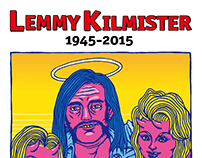 memorial to the first anniversary of Lemmy's death.