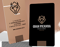 Gran Picanha - Brand Identity