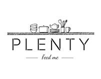 Plenty - Logo Design and Identity