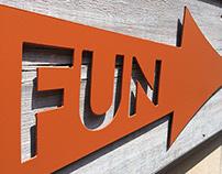 FUN Signage