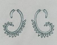 Idea Visualization Portfolio {Jewelry}