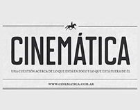 cinemática | diario