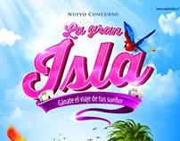Concurso La Gran Isla - Enero 2015