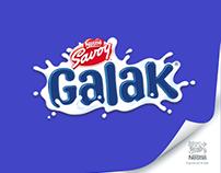 Galak (Nestlé) - RRSS