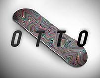 Otto / 2016 / logotype and board design