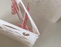 The Secret Garden, Paper Cut Adaptation