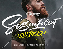 Significent Free Font