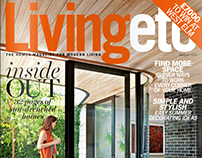 Living etc | August 2014 - Material Gains