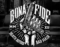 Bona Fide Pomade Design Works